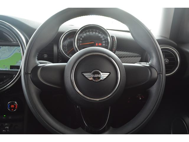MINI MINI クーパーS5ドア 認定中古車 バックカメラ リアPDCセンサ