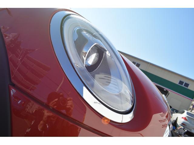 MINI MINI クーパーD コンフォートアクセス 純正HDDナビ LED