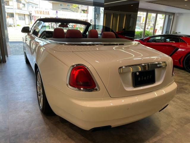「ロールスロイス」「ロールスロイス ドーン」「オープンカー」「東京都」の中古車7
