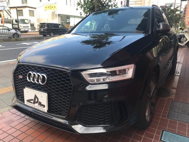 「アウディ」「アウディ RS Q3 パフォーマンス」「SUV・クロカン」「埼玉県」の中古車6