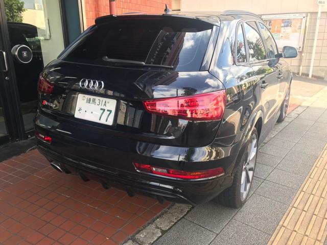 「アウディ」「アウディ RS Q3 パフォーマンス」「SUV・クロカン」「埼玉県」の中古車7