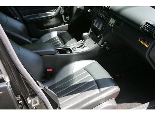 メルセデス・ベンツ M・ベンツ C32 AMG サンルーフ 社外ナビ ETC PTS