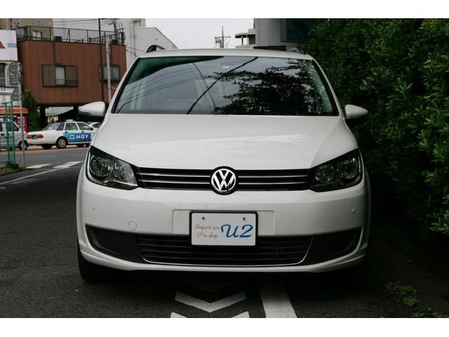 「フォルクスワーゲン」「VW ゴルフトゥーラン」「ミニバン・ワンボックス」「東京都」の中古車4