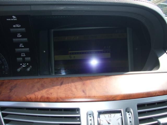 S550ロングAMGスポーツエディションDVDナビETC(10枚目)