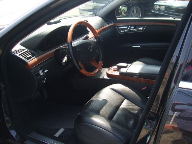 S550ロングAMGスポーツエディションDVDナビETC(13枚目)