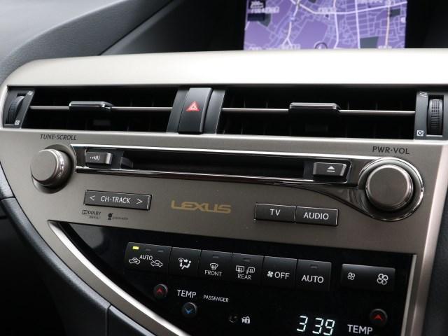 レクサス RX RX350 バージョンL クリアランスソナー