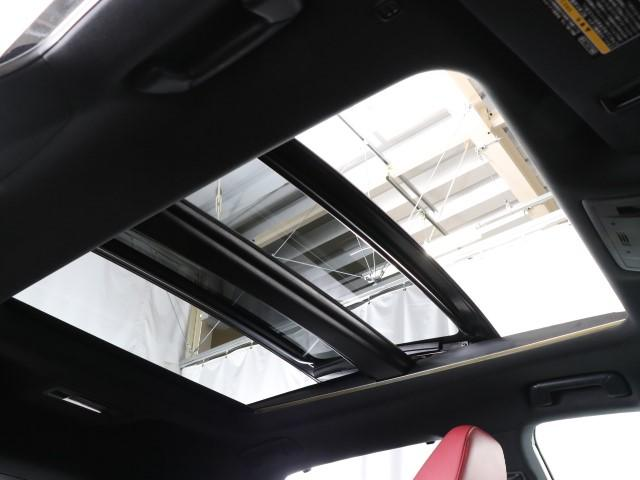 RX450h Fスポーツ サンルーフ 革シート ワンオーナー(15枚目)