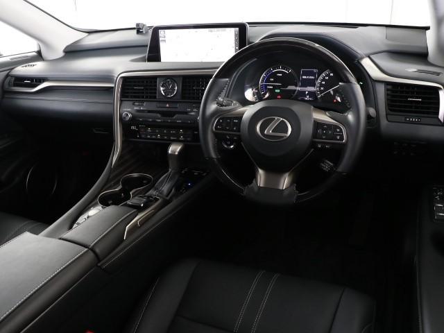 RX450h バージョンL サンルーフ 革シート(6枚目)