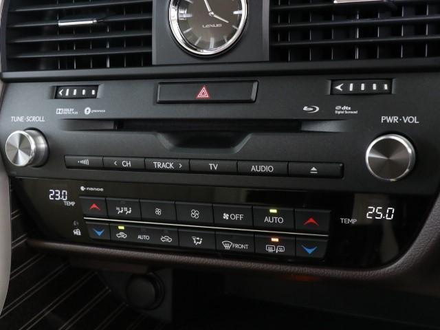 RX450h バージョンL 革シート ワンオーナー(11枚目)