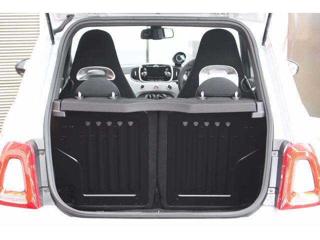 アバルト アバルト アバルト595 ベースグレード 新車保証継承 5MT 元デモカー