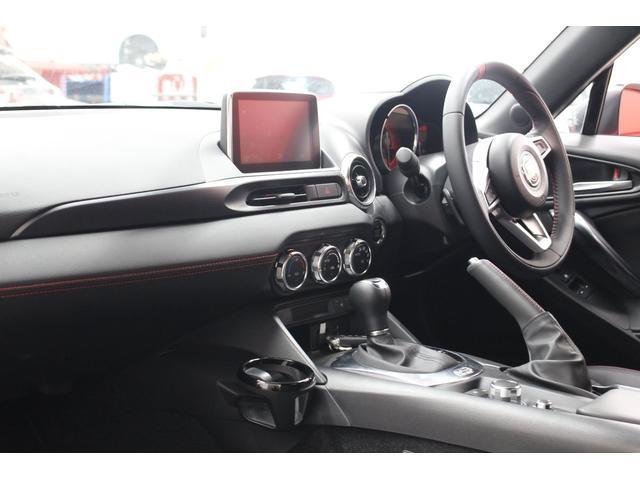 アバルト アバルト124 スパイダー 新車保証継承 デモカー ナビ レザーパッケージ