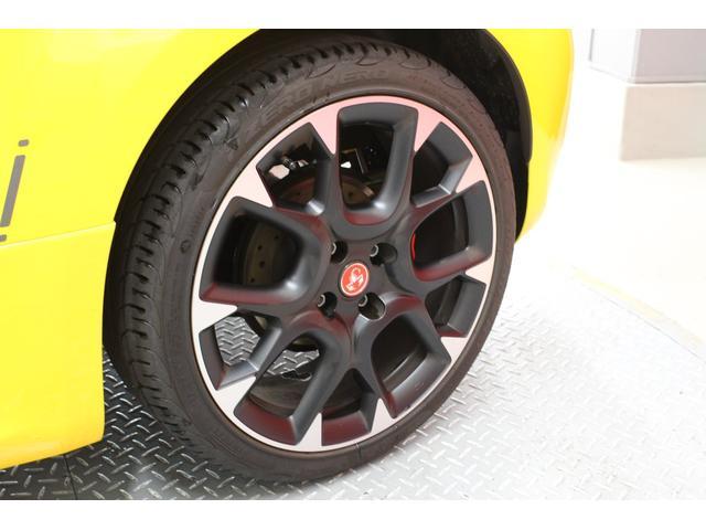 アバルト アバルト アバルト595 コンペティツィオーネ 新車保証継承 元デモカー 180HP
