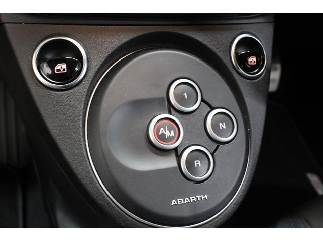 コンペティツィオーネ メーカー保証継承 右ハンドル ブラックSABELTシート ブレンボレッドキャリパー レコードモンツァマフラー パドルシフト ドライブレコーダー ETC付(9枚目)