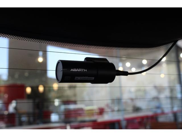 コンペティツィオーネ メーカー保証継承 右ハンドル ブラックSABELTシート ブレンボレッドキャリパー レコードモンツァマフラー パドルシフト ドライブレコーダー ETC付(11枚目)