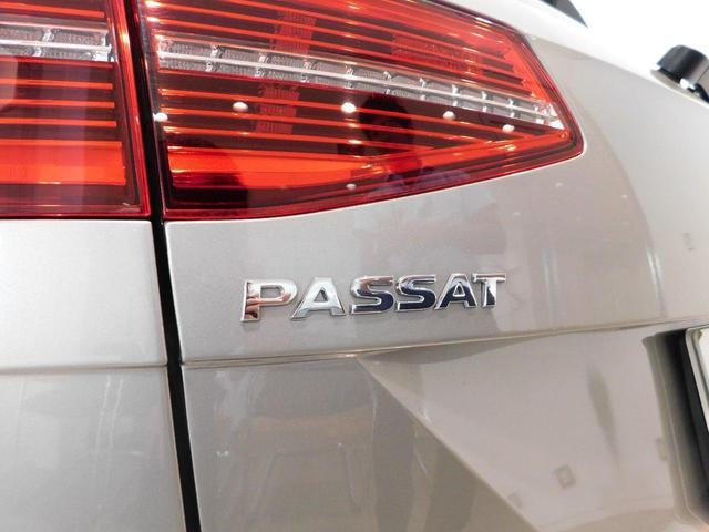 フォルクスワーゲン VW パサートヴァリアント TSI Rライン ACC パワーシート 認定中古車