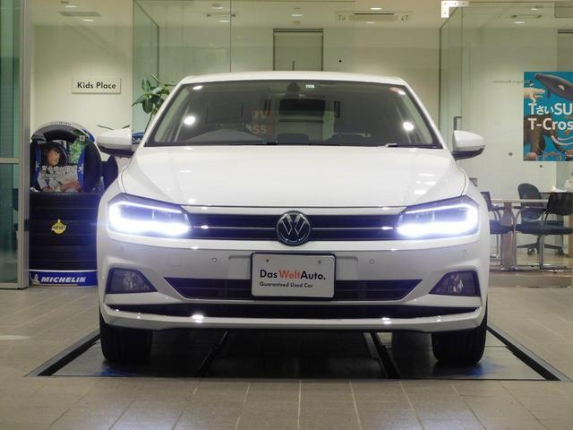 TSIハイライン 元試乗車 新車保証継承(7枚目)