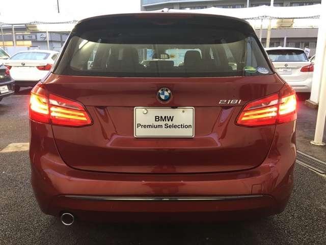 BMW BMW 218iアクティブツアラー ラグジュアリー コンフォート