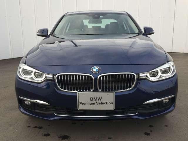 BMWのダイナミックなフロントフェイス!