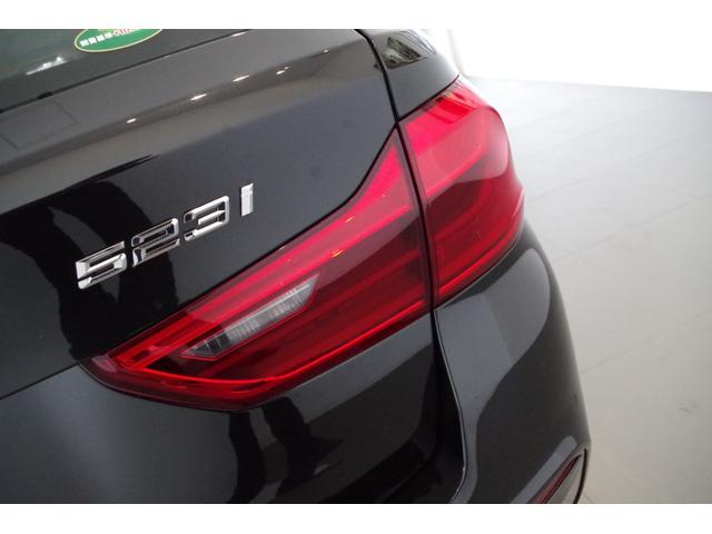 523iツーリング Mスポーツパッケージ 4ゾーンエアコン アルカンターラシート アクティブクルーズコントロール ステアリングアシスト 全方位カメラ 前後障害物センサー フロント電動シート(8枚目)