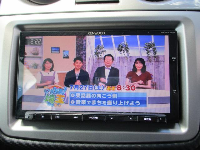 スプリント 撥水コート SDナビ フルTV BTオーディオ(9枚目)