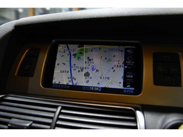 アウディ アウディ Q7 3.0TFSIクワトロ エアサスペンション サードシート