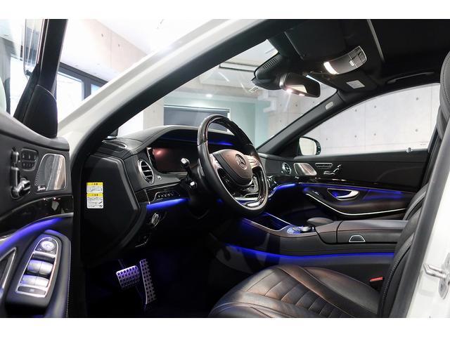 S550ロングAMG SPORT マジックボディコントロール(10枚目)