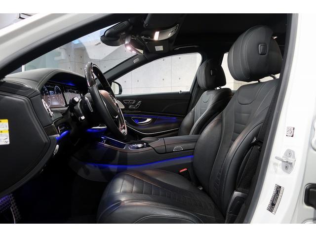 S550ロングAMG SPORT マジックボディコントロール(11枚目)