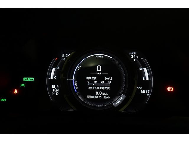 LS500h Fスポーツ 4WD 記録簿 サンルーフ ETC(18枚目)