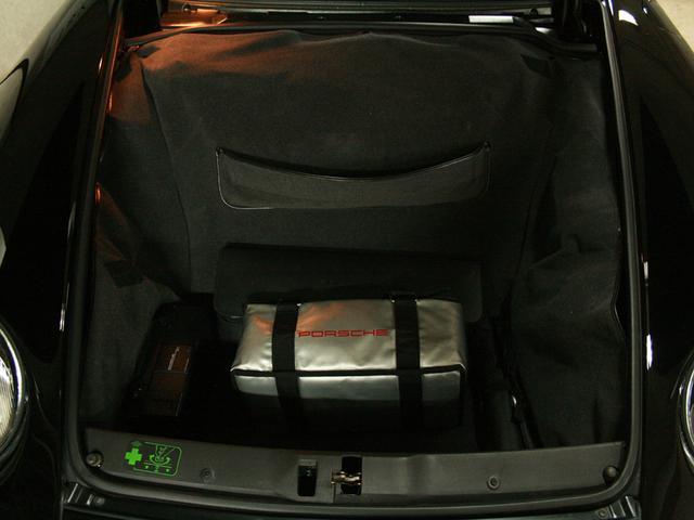 ポルシェ ポルシェ 911カレラカブリオレ Tip-S 空冷最終D車室内保管禁煙