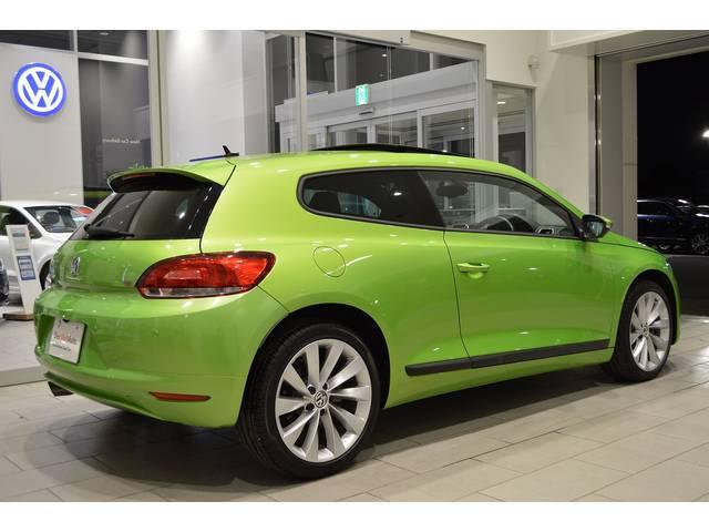 フォルクスワーゲン VW シロッコ TSI 社外ナビ ETC リアカメラ 2年保証付