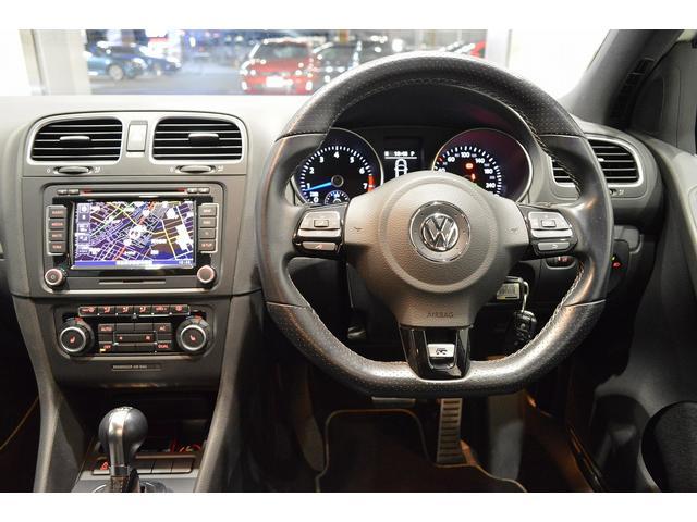 フォルクスワーゲン VW ゴルフ R 純正ナビ バックカメラ 認定中古車