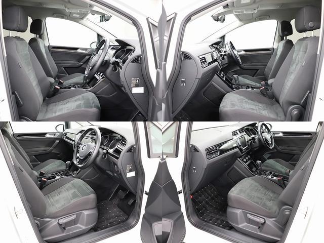 TSI ハイライン 走行20400キロ 純正ナビ バックカメラ 衝突軽減 LEDヘッドライト スマートキー 前後シートヒーター 認定中古車(10枚目)