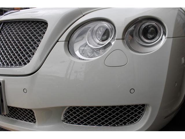 ベントレー ベントレー コンチネンタル GTC 赤革 オートトランク シートヒーター