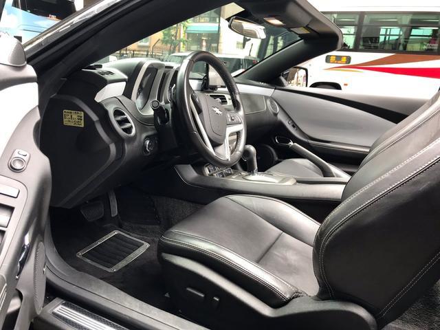 シボレー シボレー カマロ LT RS 正規D車 コンバーチブル ナビETC
