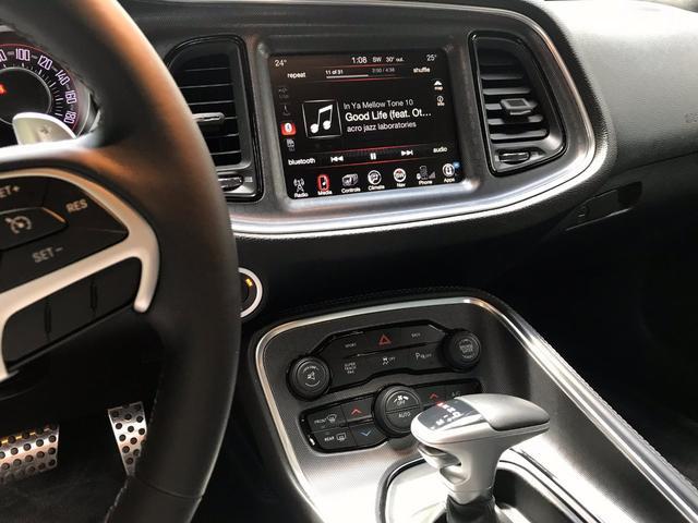 R/Tスキャットパック 6.4L 新車並行 ワンオーナー(10枚目)