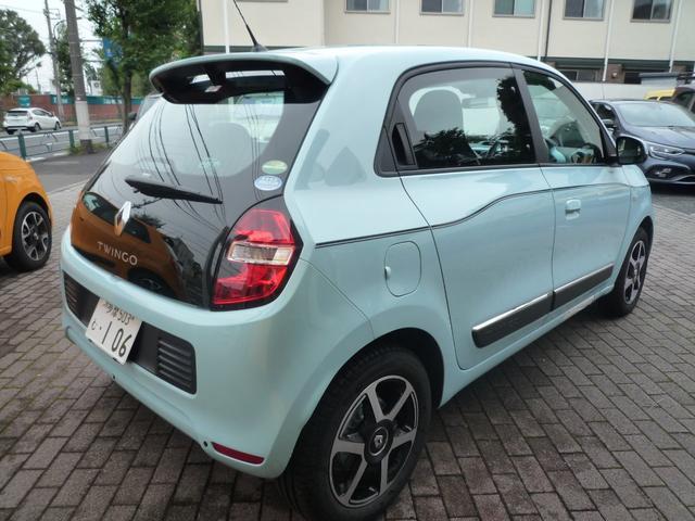「ルノー」「 トゥインゴ」「コンパクトカー」「東京都」の中古車8