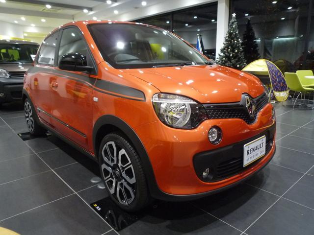 GT ルノー新車保証継承整備付 当店デモカーアップ車両(6枚目)