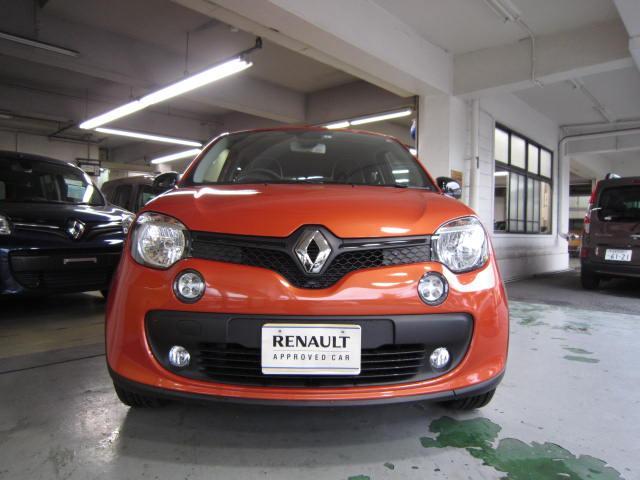 「ルノー」「 トゥインゴ」「コンパクトカー」「東京都」の中古車2