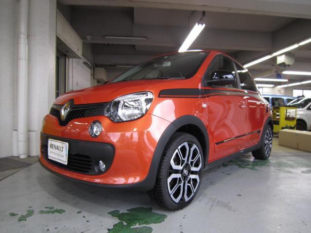 「ルノー」「 トゥインゴ」「コンパクトカー」「東京都」の中古車4