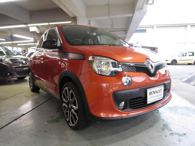 「ルノー」「 トゥインゴ」「コンパクトカー」「東京都」の中古車16