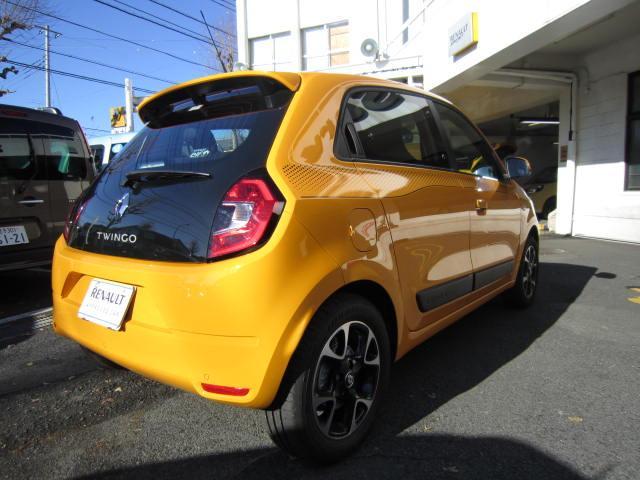 「ルノー」「 トゥインゴ」「コンパクトカー」「東京都」の中古車13