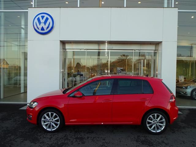 「フォルクスワーゲン」「VW ゴルフ」「コンパクトカー」「茨城県」の中古車4