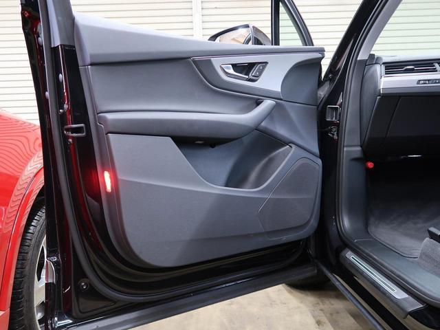 2.0TFSIクワトロ 認定中古車 オールホイールステアリング シートヒーター バーチャルコクピット リアアシスタンスパッケージ 3列シート マトリクスLEDヘッドライト アダクティブクルーズコントロール ビルトインETC(24枚目)