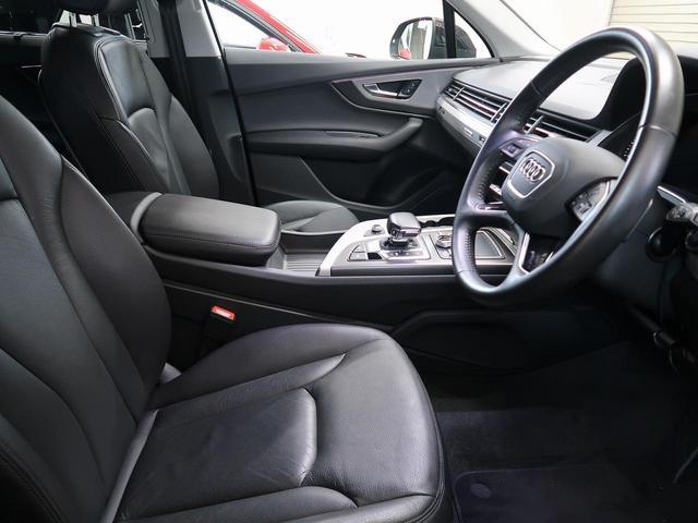 2.0TFSIクワトロ 認定中古車 オールホイールステアリング シートヒーター バーチャルコクピット リアアシスタンスパッケージ 3列シート マトリクスLEDヘッドライト アダクティブクルーズコントロール ビルトインETC(25枚目)