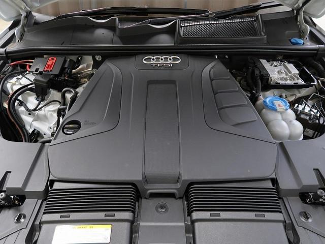 2.0TFSIクワトロ 認定中古車 3列シート マトリクスLEDヘッドライト アダクティブクルーズコントロール リアアシスタンスパッケージ サンルーフ オールホイールステアリング オプション20インチアルミホイール(15枚目)