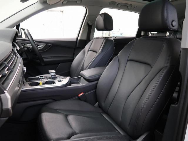 2.0TFSIクワトロ 認定中古車 3列シート マトリクスLEDヘッドライト アダクティブクルーズコントロール リアアシスタンスパッケージ サンルーフ オールホイールステアリング オプション20インチアルミホイール(16枚目)