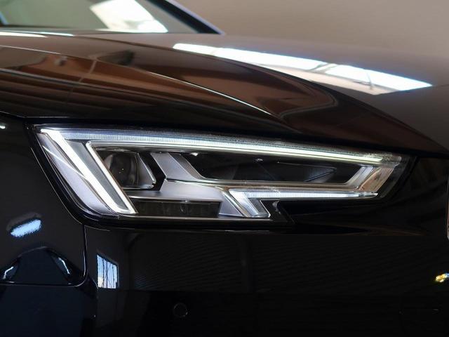 2.0TFSIクワトロスポーツ 1オーナー 禁煙車 レザーパッケージ ミラノレザーシート LEDライティングパッケージ シートヒーター アダプティブクルーズコントロール パドルシフト アドバンストキー ビルトインETC(13枚目)