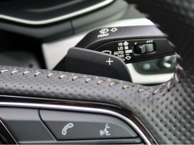 35TFSI Sライン マトリクスLEDヘッドライト スマートフォンワイヤレスチャージング アシスタンスパッケージ Sラインプラスパッケージ シートヒーター前後 フラットボトムステアリング 後席USBソケット(27枚目)