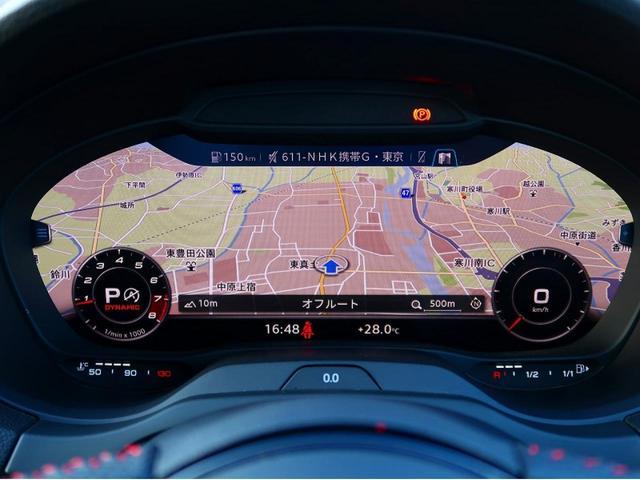 スポーツバック マトリクスLEDヘッドライト アシスタンスパッケージ ブレーキキャリパーレッド バーチャルコクピット MMIナビゲーション バックカメラ シートヒーター スマートインターフェイス 電動シート(5枚目)