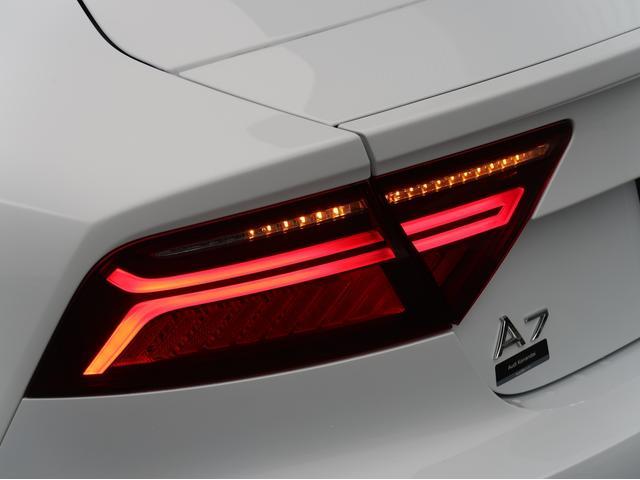 Audi A7 Sportback   美しさと品格を併せ持つプレステージ4ドアクーペ